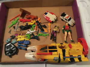 GIJOES and ACTION FIGURES from the 1980s!!!
