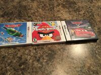 Nintendo 3DS games and Nintendo DS game for sale