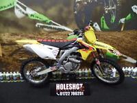 Suzuki RMZ 450 Motocross bike EFI