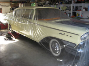 1959 Mercury Parklane 2 door Cruizer, 430, auto, restored,