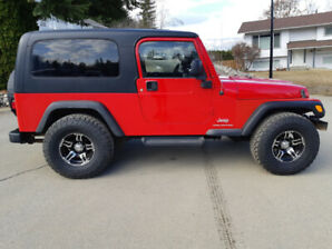2004 Jeep LJ Unlimited