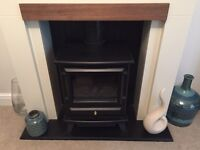 Electric fire (freestanding)