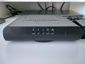 Thomson DCM476 Cable Modem - Use with TekSavvy, Start, etc.