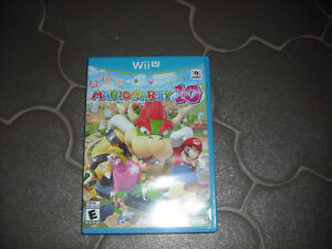 Mario Party 10 Nintendo Wii U Complet Clean