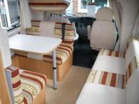 2010 Fiat Elnagh Sea Motorhome 2.2 100bhp PAS