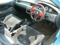 1994 HONDA CIVIC 1.6 VTI B16 3D 160 BHP LSI EG ESI