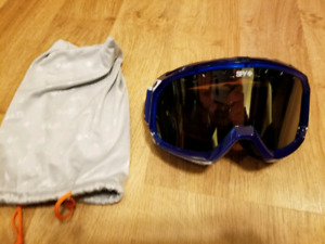 Spy Snowboard Goggles and Case