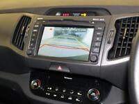 2013 KIA SPORTAGE 1.7 CRDi ISG 3 5dr SUV 5 Seats
