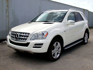 2011 Mercedes-Benz M-Class bluetec SUV, Crossover