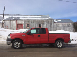 2007 Ford F-150 4.6 litres