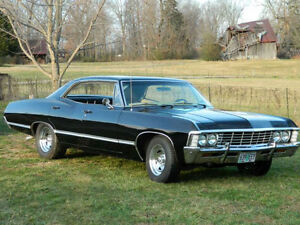 Looking for a 1967 Impala 4 door