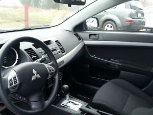 2011 Mitsubishi Lancer Sportback ES Peterborough Peterborough Area image 6