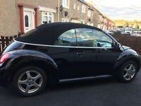 Volkswagen Beetle Cabriolet 1.6 Black 03