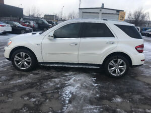 2011 Mercedes ML Blutec Diesel Very Clean 190km
