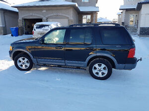 2003 Ford Explorer - $4500 Excellent Shape