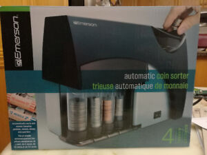 Automatic Coin Sorter!