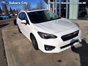 2018 Subaru Impreza 5-dr Sport w/Eyesight ,AWD,HEATED SEATS AND