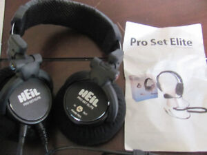 Heil Pro Set Elite Headphones/Mic for Ham Radio