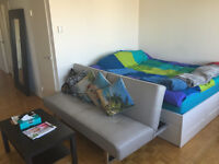 SUBLET- MAY 2nd - August 31st - FULLY FURNISHED