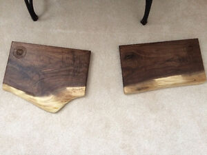 Live edge charcuterie/cutting boards. Cambridge Kitchener Area image 3