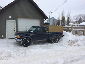 1994 Ford Ranger Ext cab Pickup Truck