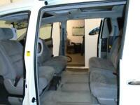 TOYOTA ALPHARD CAMPER VAN,MOTORHOME,~~NEW KITCHEN+++TWIN SWIVEL CAPTAIN SEATS~~