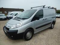 2011 61 CITROEN DISPATCH 1.6 1000 L1H1 TRADESMAN HDI 39275 MILES DIESEL