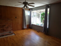 3 Bedroom downtown house for rent
