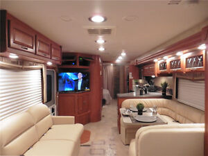 2010 Forest River Georgetown 337DS - Class A RV 33' - REDUCED! West Island Greater Montréal image 3