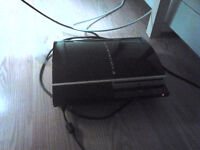 160GB Ps3 with 7 games/controller/necessary cords