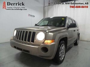 2008 Jeep Patriot   Used 4WD North Low Milge Htd Sts Pwr Grp $14