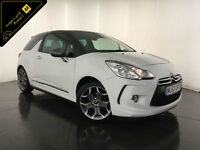 2013 63 CITROEN DS3 ULTRA PRESTIGE E-HDI 1 OWNER SERVICE HISTORY FINANCE PX