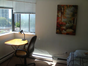 $830- A small, cozy furnished room for a female from Oct.1st