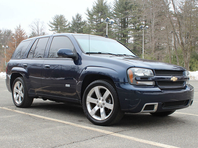 How to Pack a Trailblazer SS for a Long Vacation | eBay