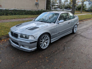 1997 BMW m3 supercharged