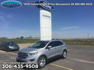 2015 Ford Edge SEL  Only 25500KMS!! Celebration Certified!
