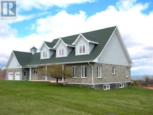 Huge Waterfront Home with 17 Acres!  , Malagash NS