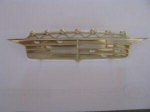 Emblème De Cadillac Coupe de Ville 1957