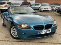 2005 BMW Z4 2.2i SE Auto 2dr Convertible Petrol Automatic