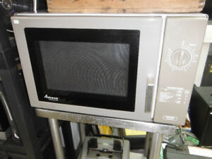 Amana 1000 Watt Commercial Microwave! ***Forest City Pawn***