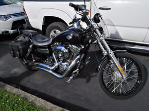 Dyna Wide Glide New Condition