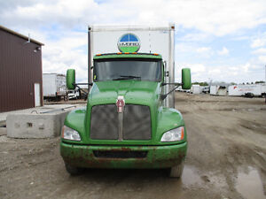 PARTING OUT Kenworth T370, 2010, #3856
