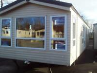 Static Caravan for sale Wemyss Bay, West Coast of Scotland