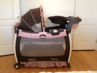 Parc Graco Pack 'n Play Cherry Blossom