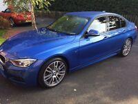 BMW 320d M Sport 2013 (63 plate)