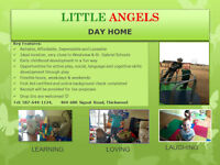 Little Angles - Day Home/Childcare – Thickwood