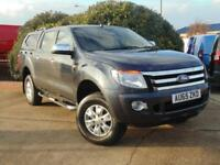 2015 Ford Ranger Pick Up Double Cab XLT 2.2 TDCi 150 4WD 4 door Pick Up