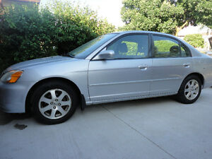 2003 Honda Civic sport sedan Other