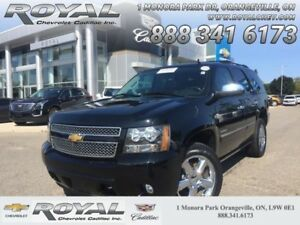 2014 Chevrolet Tahoe LTZ  - Navigation -  Sunroof -  Leather Sea