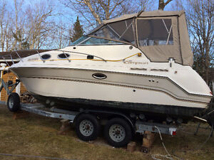 1999  26 ft Campion Victoria 797 for Sale